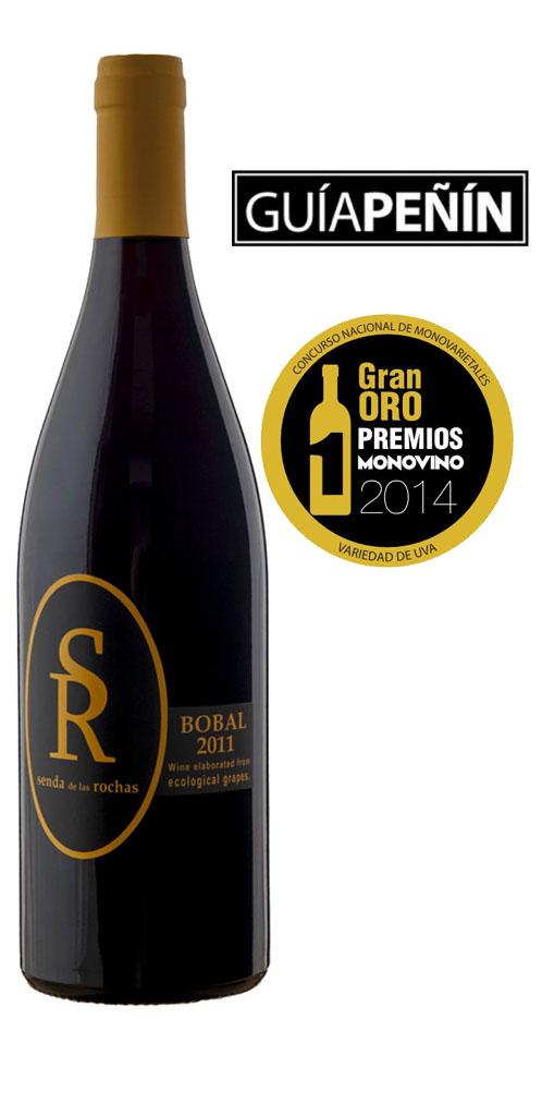 premios del vino senda de la rocha 2011 bobal